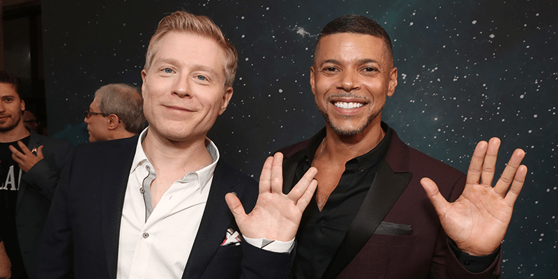 LGBT in Star Trek: We Are Ready and We Have *Been* Ready