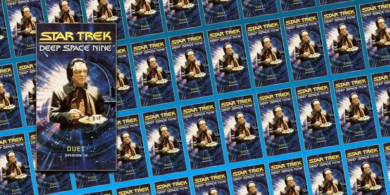 """Star Trek: Deep Space 9 - """"DUET"""""""