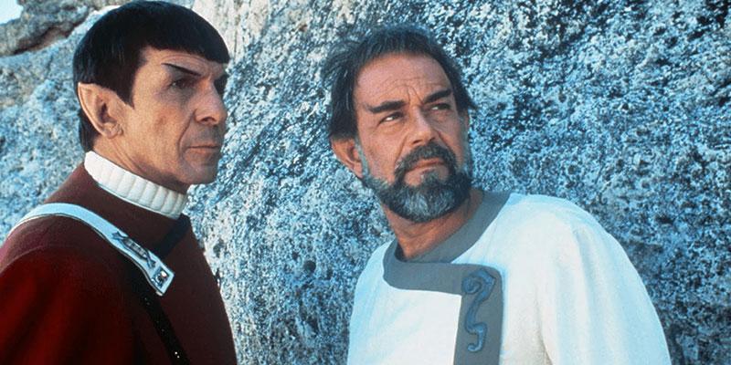 Spock & Sybok