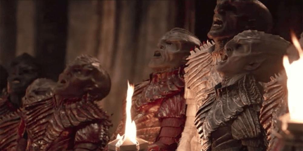 """""""I Can't Believe DSC Changed Klingons!"""""""