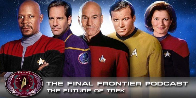 The Final Frontier – 30 – The Future Of Trek