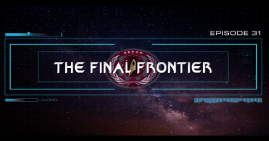 The Final Frontier Podcast – 31 – Josh Irwin