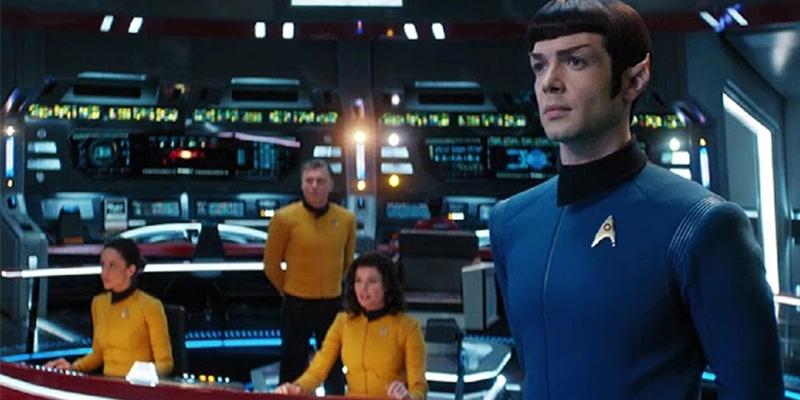 Spock Strange New Worlds