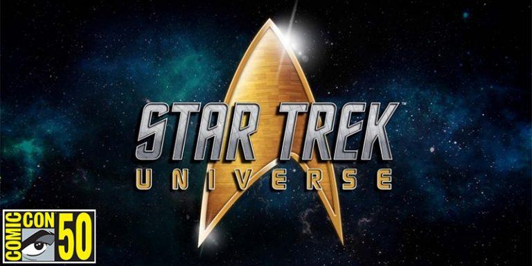 "San Diego Comic-Con – Enter ""The Star Trek Universe"""