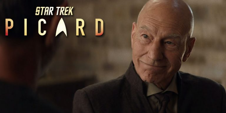 Patrick Stewart On Why He Returned, Will He Be In Uniform & Will He Do A Second Season?