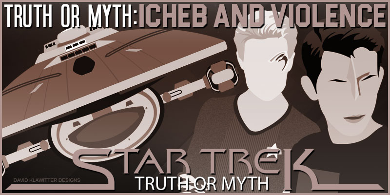 Truth OR Myth – The Life Of Icheb & The Star Trek Conundrum