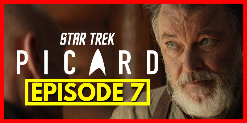 Star Trek Picard Review & Breakdown - S1E7 'Nepenthe' - SPOILERS!
