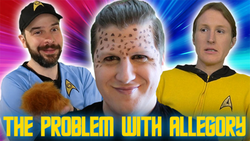 Jessie Gender - Star Trek's Problem With Allegorical Storytelling