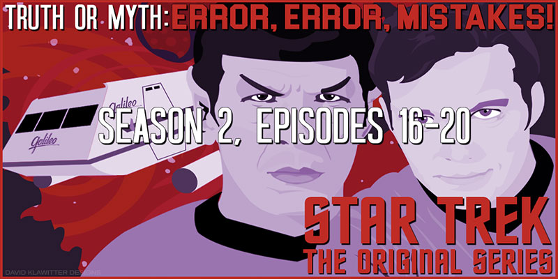 Truth OR Myth? Error Error Mistakes - TOS S2 (Part 4)