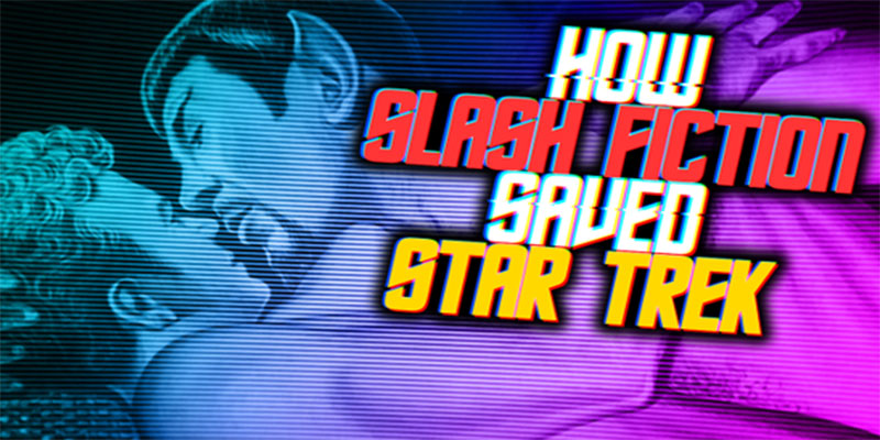 "Jessie Gender - Special Presentation - ""How Slash Fiction Saved Star Trek"""