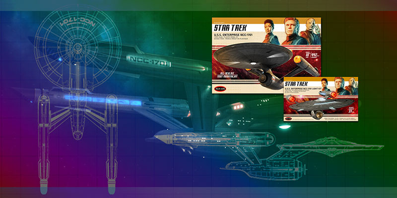 Review – Discovery U.S.S. Enterprise NCC 1701 Polar Lights 18″ – Final Review Rundown