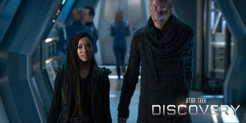 """Episode Review - Discovery Season 3 Ep 3 - """"People Of Earth"""""""