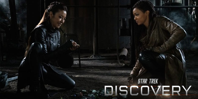 """Episode Review – Discovery Season 3 Ep 6 – """"Scavengers"""""""