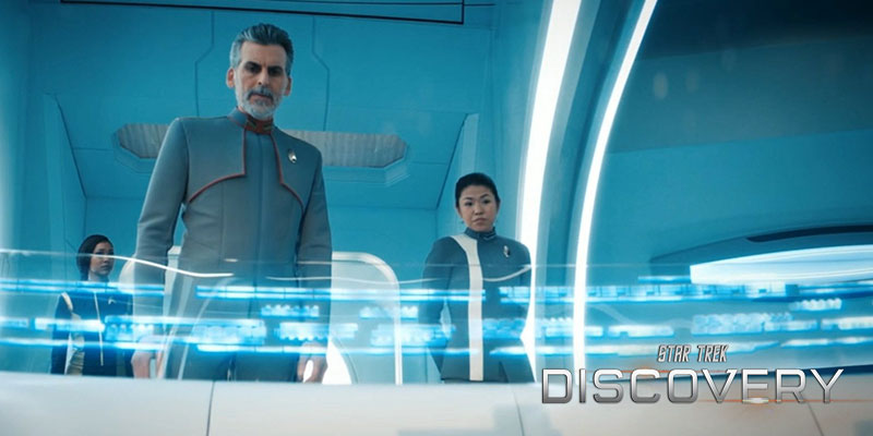 """Discovery S3 – EP5 – """"Die Trying"""" – The Unite With Starfleet - Photos, Synopsis & More"""