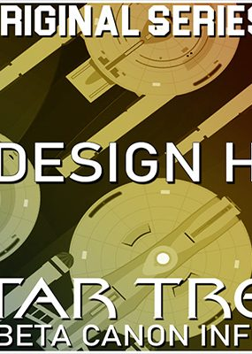 Truth OR Myth? Beta Canon Starships - Early TOS Starship Design History