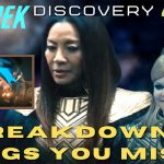 "What Did I Miss? – Discovery S3 Ep10 ""Terra Firma Part 2"" Breakdown & Things You Missed"