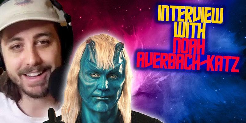 Jessie Gender - Interview with Ryn, Noah Averbach-Katz - Star Trek, D&D And A LOT MORE...