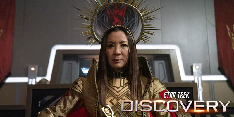 """Review - A Return To The Mirror Universe In """"Terra Firma Pt 1"""""""