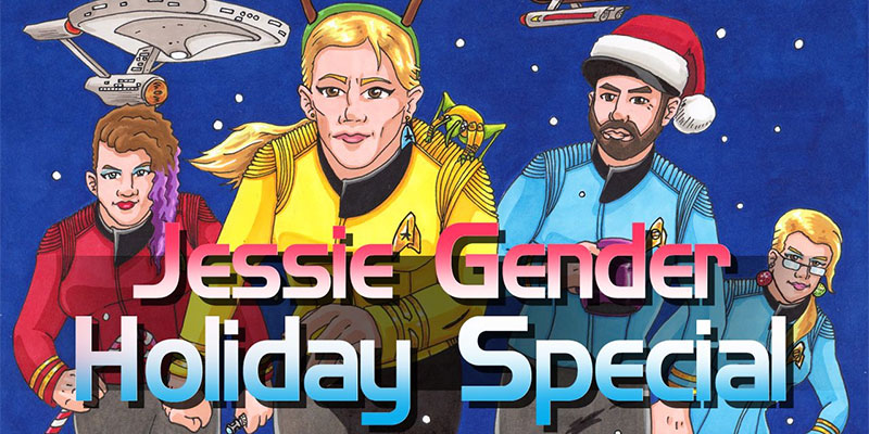 The Jessie Gender Holiday Special - How Star Trek Failed Religious Inclusion