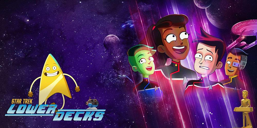Review - The Bonkers Fun That Is Star Trek: Lower Decks S1