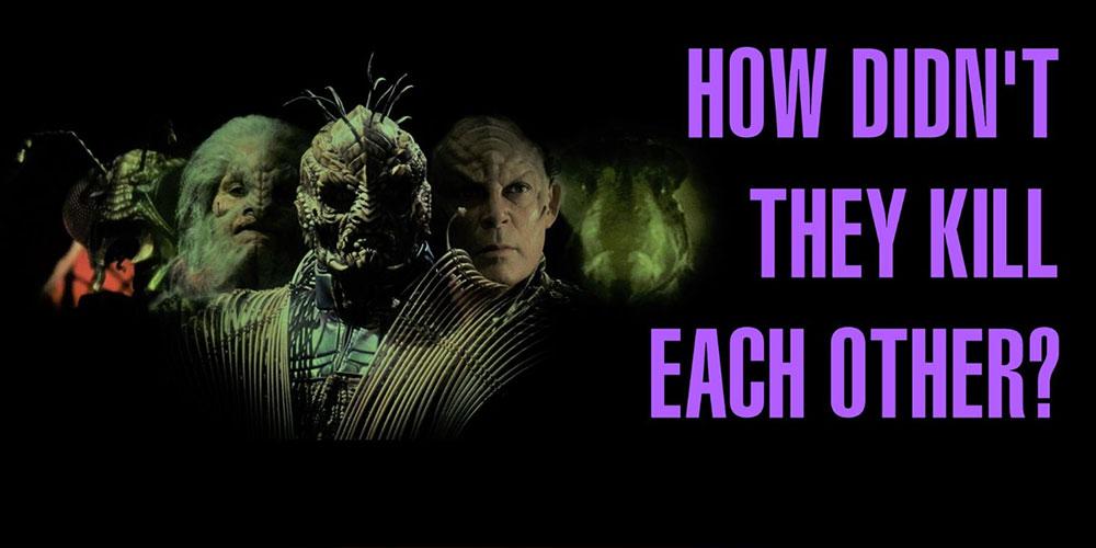 Orange River Media - How Did the Xindi Evolve? (Theory)...