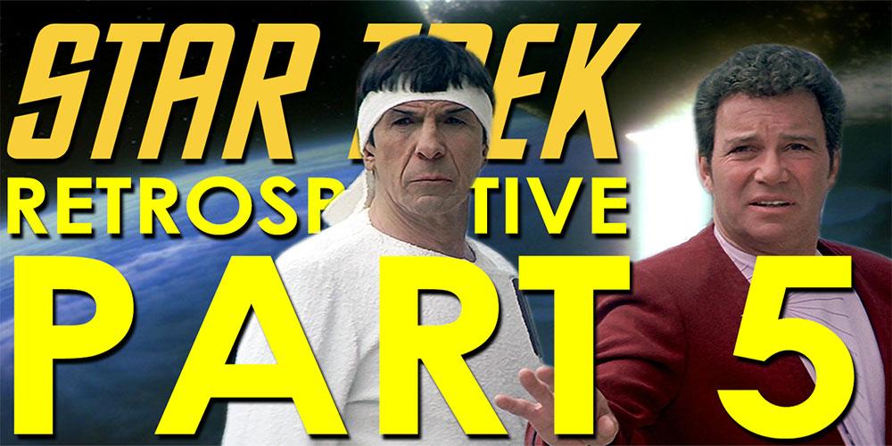 RJC – Star Trek Retrospective Pt 5 – Star Trek: The Voyager Home