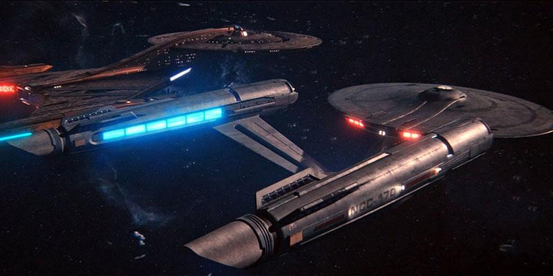 "U.S.S. Enterprise - ""Star Trek: Discovery - Such Sweet Sorrow"""
