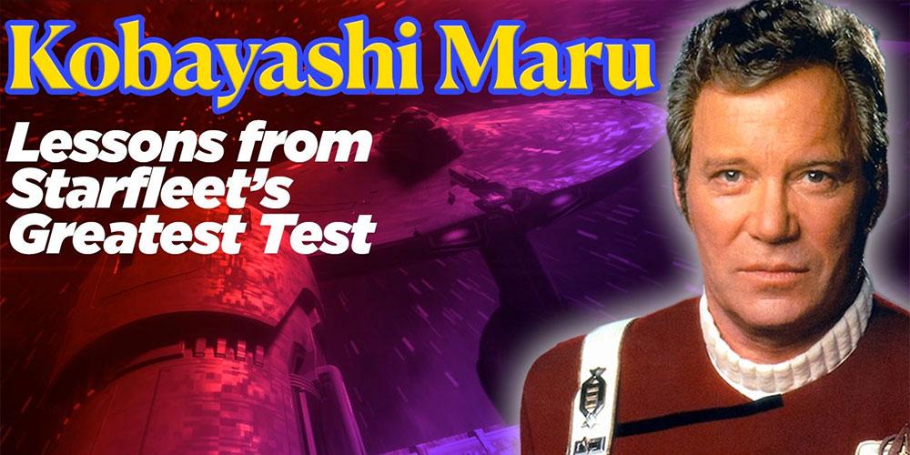 Jessie Gender - Kobayashi Maru: Lessons from Starfleet's Greatest Test