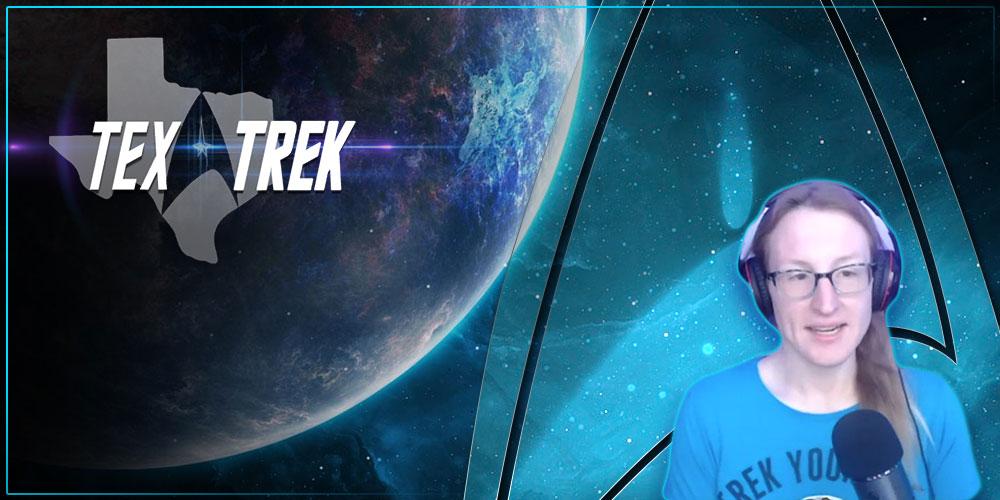 TEX-TREK - LGBTQ Representation in STAR TREK with Jessie Gender