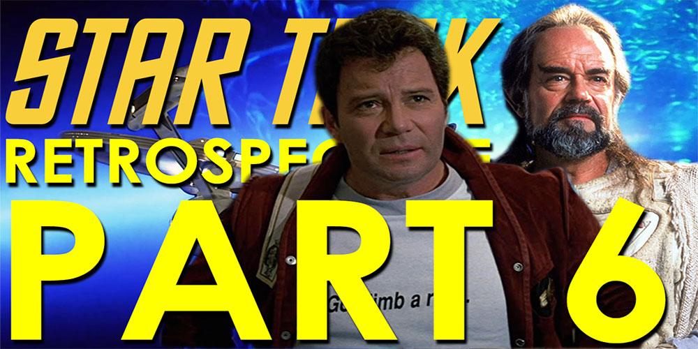 RJC – Star Trek Retrospective Pt 6 - Star Trek V: The Final Frontier