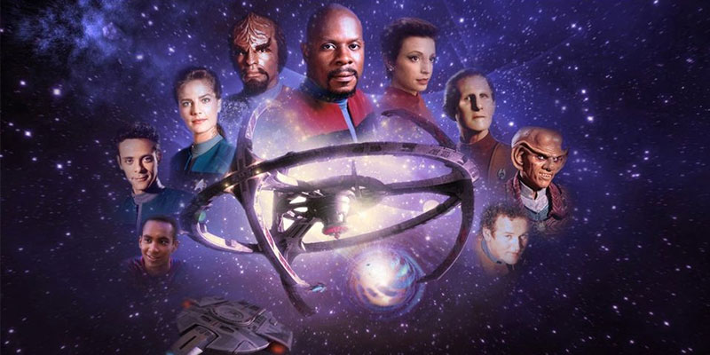STAR TREK: DEEP SPACE NINE - A RETROSPECTIVE