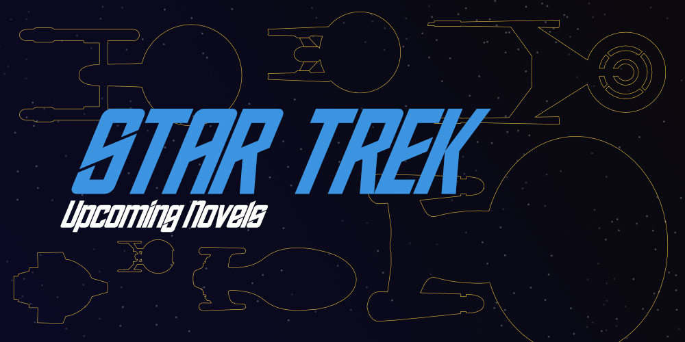 Star Trek Novels 2021