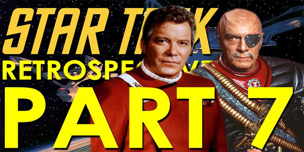 RJC – Star Trek Retrospective Pt7 - Star Trek VI: The Undiscovered Country