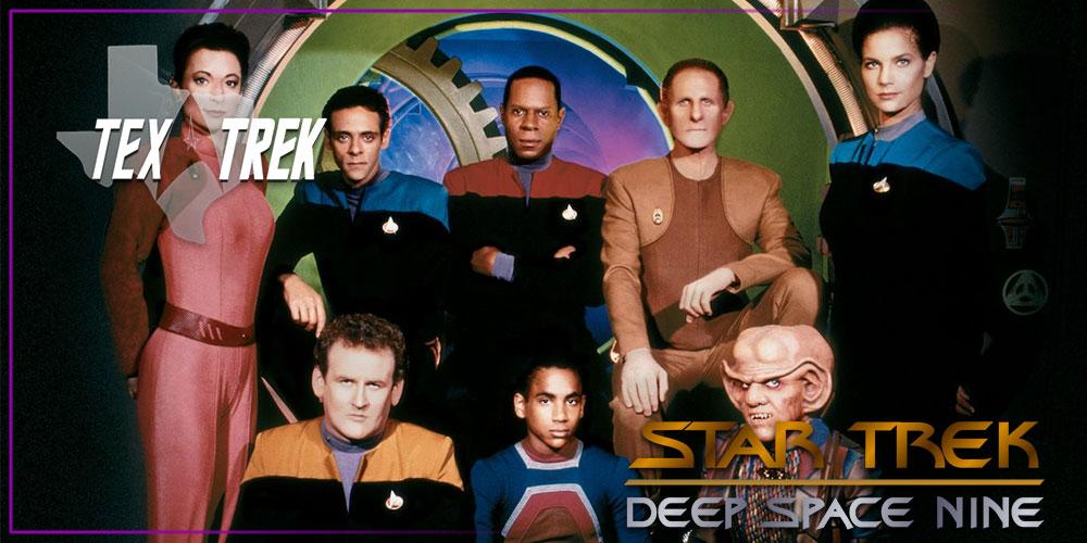 TEX-TREK – Deep Space Nine – Season 2 Retrospective