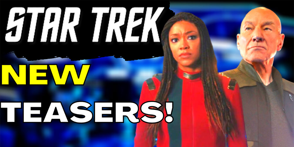 WDIM? – TREK NEWS!! PICARD, DISCOVERY, LOWER DECKS &, PRODIGY NEWS AND MORE!!