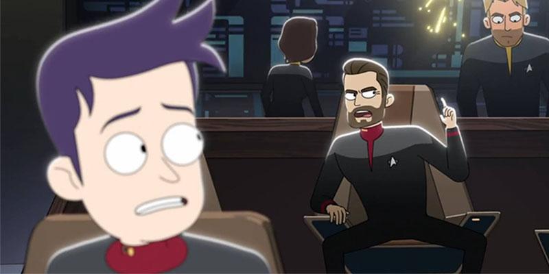 Captain Riker LDS S2