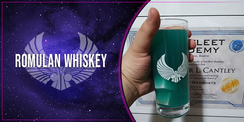 Romulan Whiskey