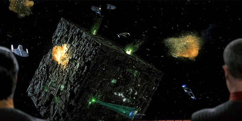 Battle of Sector 001