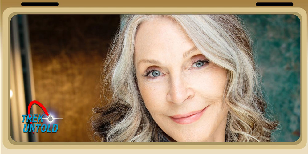 Join Matt as he talks to the amazing Gates McFadden, they discuss, the TNG Episode, The Host, Diversity in Trek and a LOT MORE!...