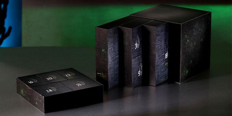 Borg Cube Advent
