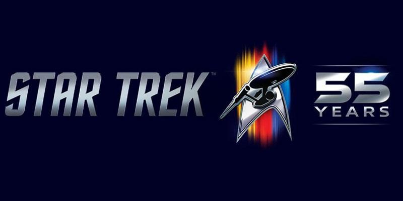 Star Trek 55th Anniversary