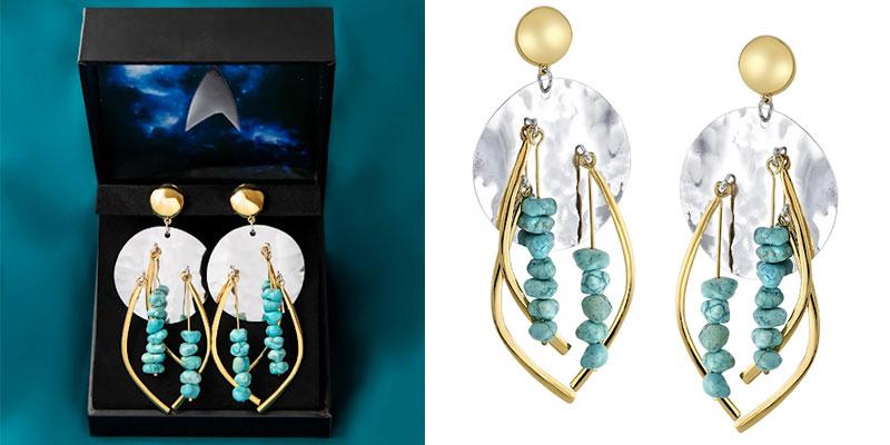 Guinan Turquoise Earrings