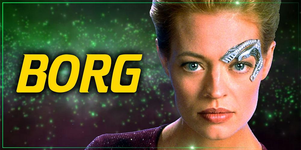 Orange River Media - What Are the Borg's TRUE Origins?