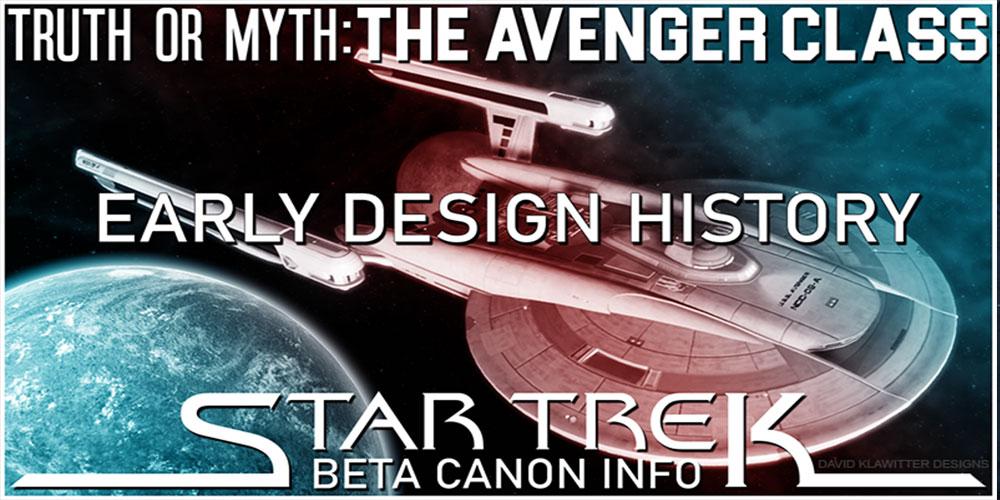 Truth OR Myth? BETA - The Avenger Class