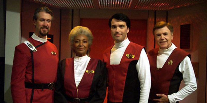 Admiral Uhura