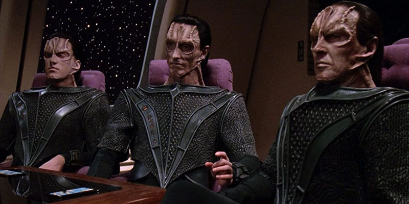 Cardassians Chain Of Command