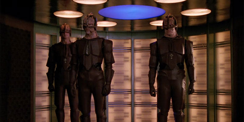 Cardassian The Wounded