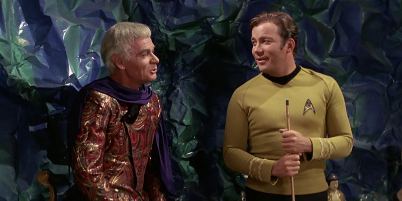 Kirk and Flint TOS