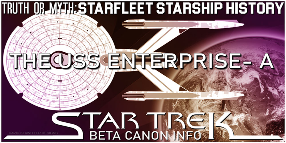 TRUTH OR MYTH BETA- THE HISTORY OF THE ENTERPRISE-A