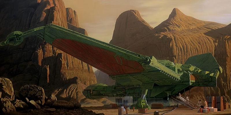 HMS Bounty Star Trek